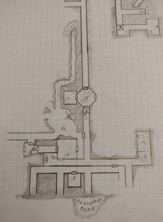 Undercity - Session 7 - Map 2